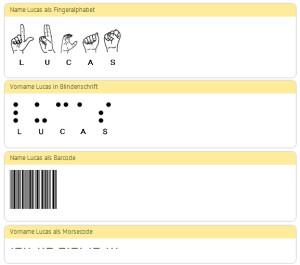 Lucas-David Morsecode