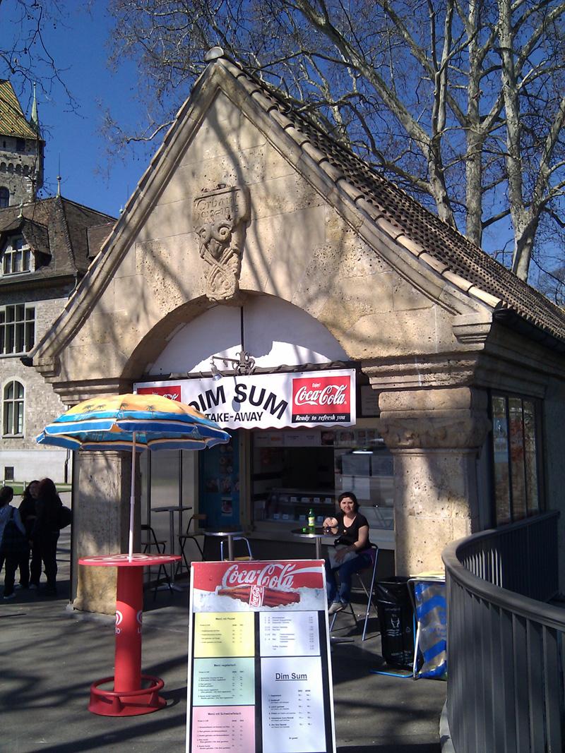 Hier gibt es die besten Dim Sum der Stadt Zürich