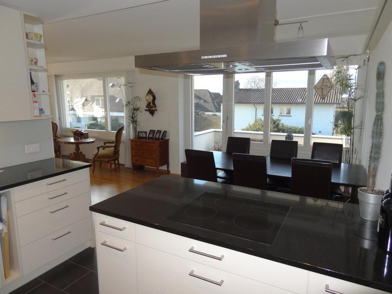 umbau kuche wohnzimmer modernisierung und umbau einer