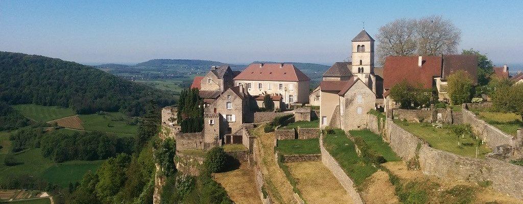 Reise ins nahe Frankreich – Dôle, Dijon, Beaune